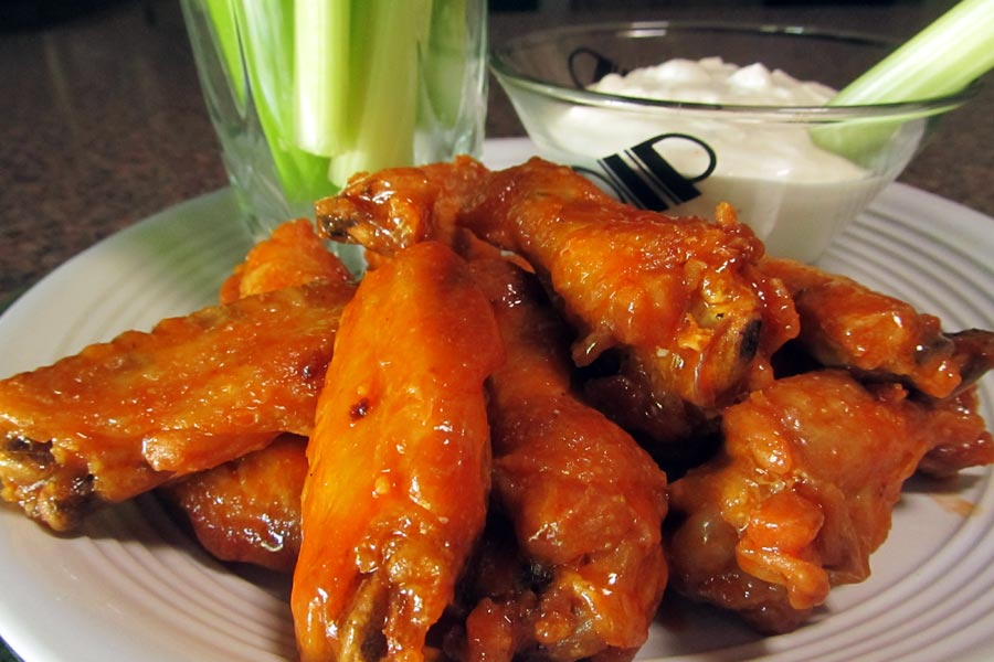 Crispy and Juicy Chicken Wings