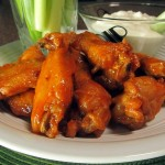 Extra Crispy and Juicy Chicken Wings