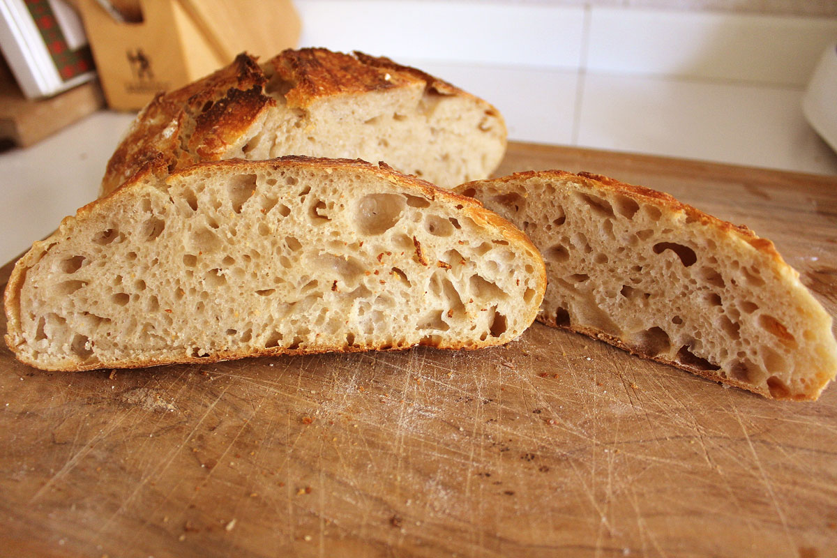 Simply simple boule uh bread dang good cookin 39 for Simply simple