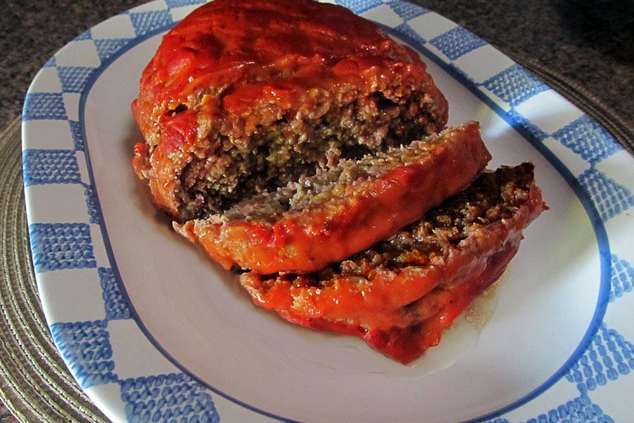 Grandma Jean's Meatloaf